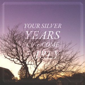 Silver Years CD Cover